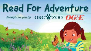 read for an adventure and get zoo tickets